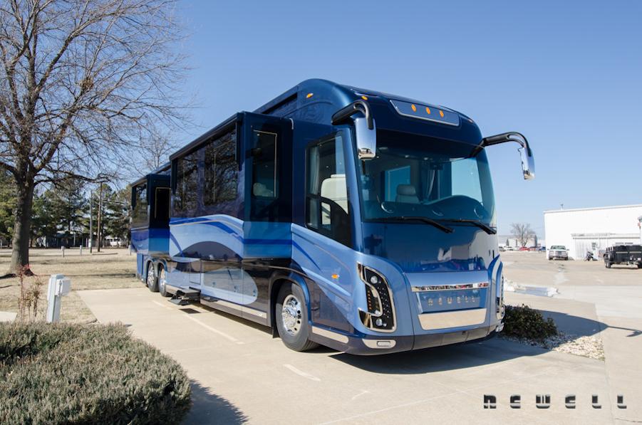 Bus Stuff on Itasca Motorhomes Ellipse 2015