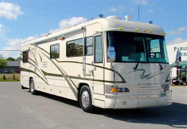 2000 Country Coach Luxury Rv For Sale